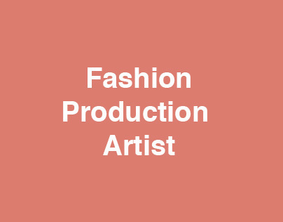 Production Artist