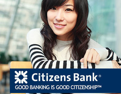 Citizens Bank Ad Campaign