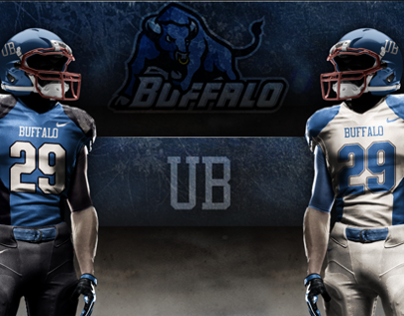UB Football Uniform Concept