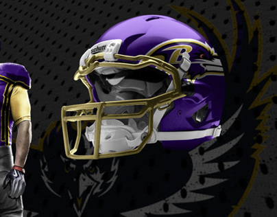 Baltimore Ravens Uniform Concept