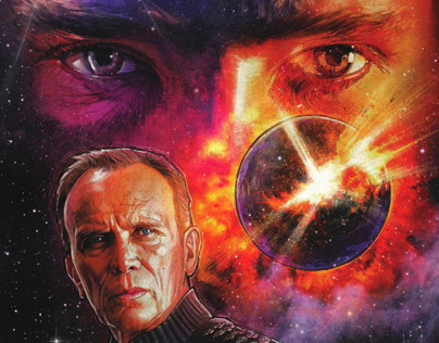 Star Trek: Khan Cover Art #4