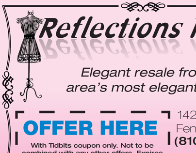 Reflections Resale