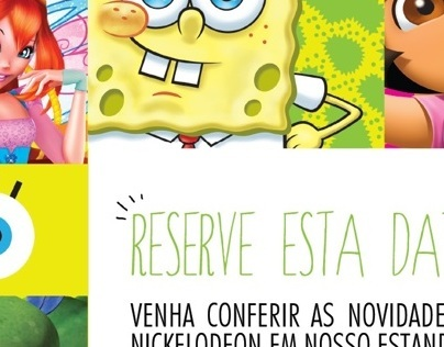 SAVE THE DATE NICKELODEON CONSUMER PRODUCTS