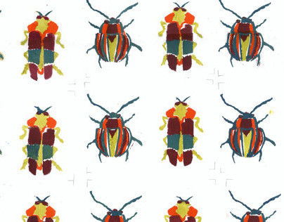 Beetles business cards