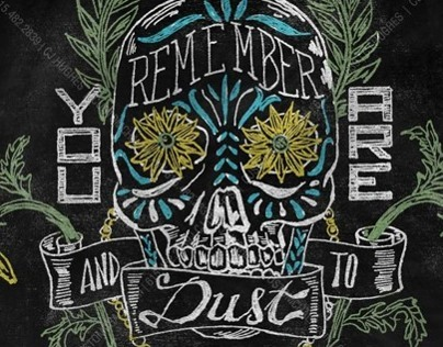 Remember You Art Dust