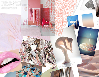 OVS Summer Vibes contest, mood boards