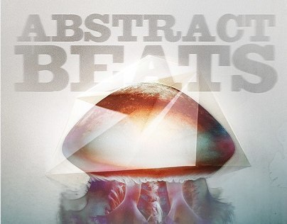Abstract Beats Party Posters