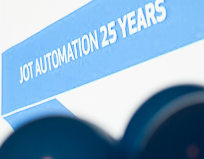 JOT Automation - 25 years celebration