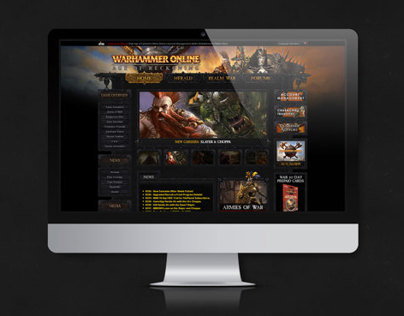 Warhammer Online - Design Refresh