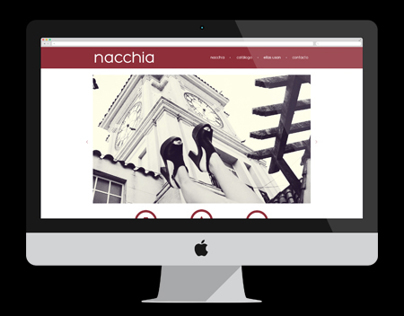 Nacchia Shoes Website