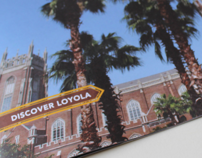 Loyola University New Orleans College Viewbook-Domestic