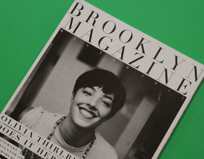 Brooklyn Magazine | Wn2011 | Olivia Thirlby