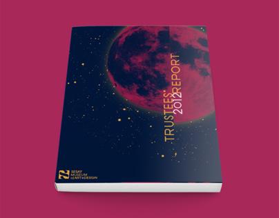 SMAD Trustees Report Cover Designs