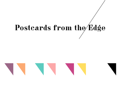 BRANDING: POSTCARDS FROM THE EDGE