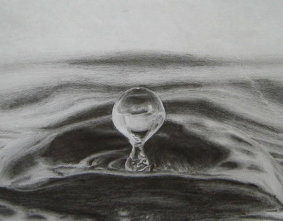 Water Drop Sketch