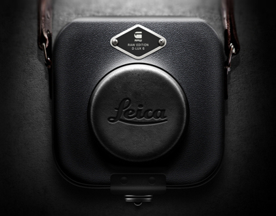 Camera Case For Leica Raw Edition iOS icon