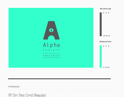 Alpha Project Logo
