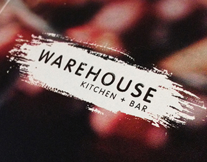 Warehouse Restaurant Xmas/New Year Menu