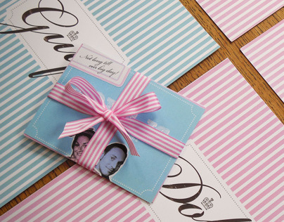Wedding Invitation & stationary