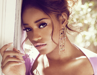 Keke Palmer for Rolling Out