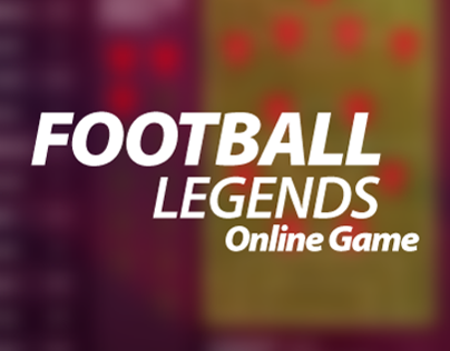 Football Legends - Online Game