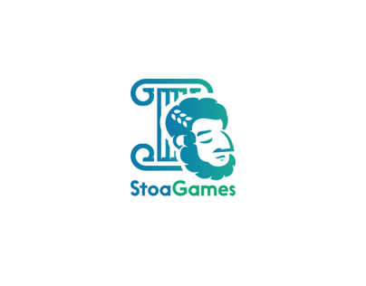 Logo for StoaGames ( apps, mobile, games )