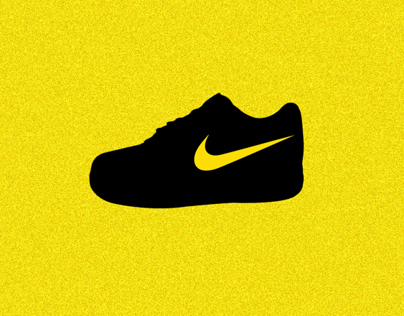 Dpstreet  NIKE Force One (Intervención)