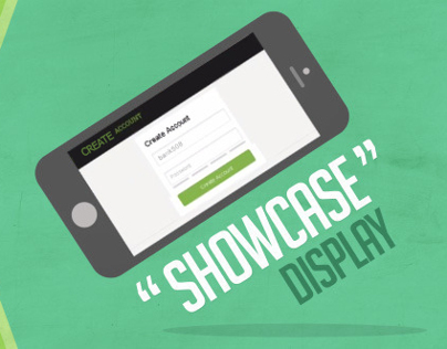 Showcase Device Display
