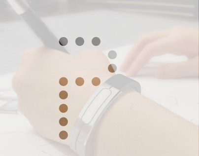 Pulse | Haptic Wristband