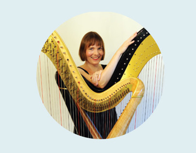 Wedding Harpist Flyers