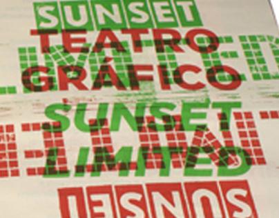 Teatro Gráfico - Sunset Limited