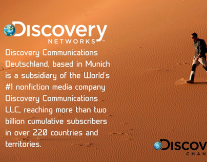 Highlights and benefits working at Discovery Channel