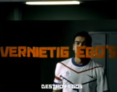 Nike: Bleed Orange for the Dutch National Team