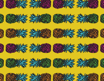 Pineapple Trio Pattern