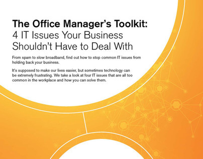The Office Managers Toolkit Infographic