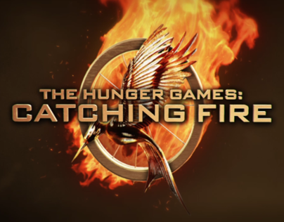 The Hunger Games: Catching Fire - Opening Titles on Behance