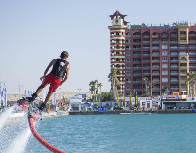 Amer Group - Fly Board.