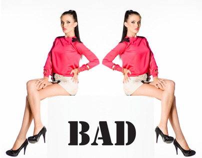 BAD Attitude -lookbook