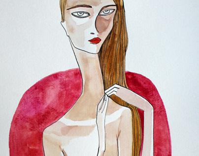 Seduce Me (pinturas para La Primavera)