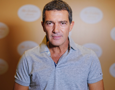 Cliente: http://bookers.cl/ Antonio Banderas en Chile