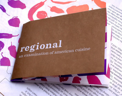 REGIONAL FOOD ZINE ISSUE 4: Chile