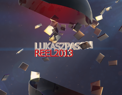 Lukasz Pason Motion Graphics Reel 2013