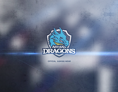 Astana Dragons gaming wear
