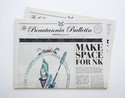 Space NK – The Beautannia Bulletin
