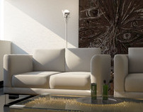 3D Architectural Visualization Interiors