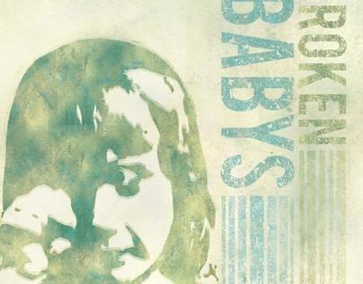 The Babys Poster / Album Design