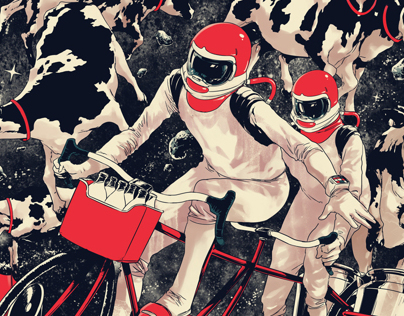 Space Dairy Farming