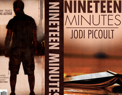 NINETEEN MINUTES | Book Cover