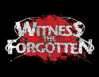 Witness The Forgotten / Identity Design