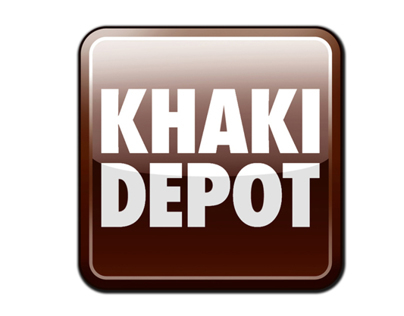 khakidepot.com: Logo & Visuals Developement